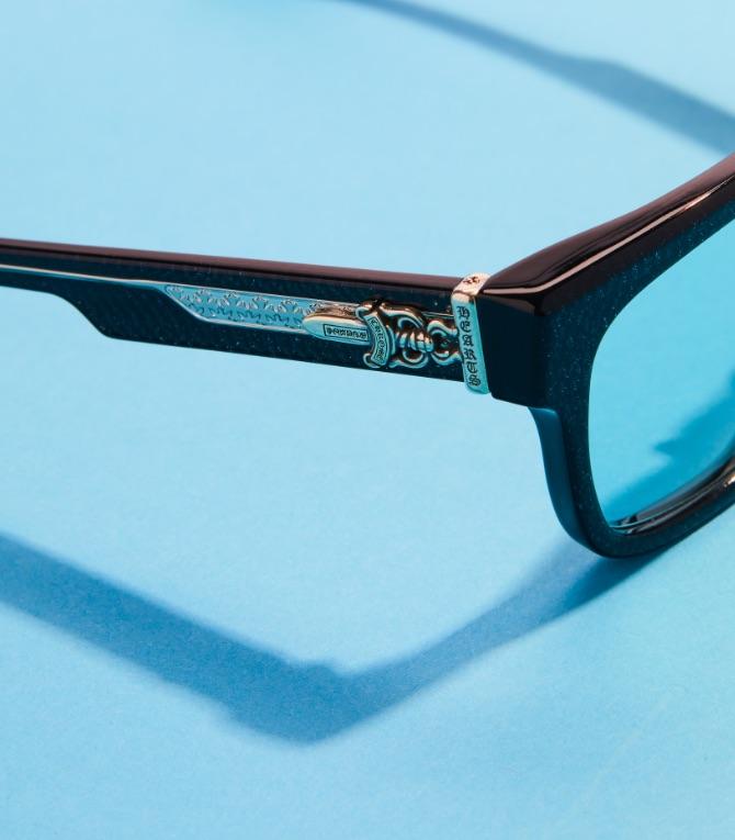クロムハーツ 眼鏡 画像
